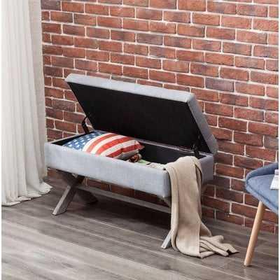 Pisano Storage Bench - Wayfair