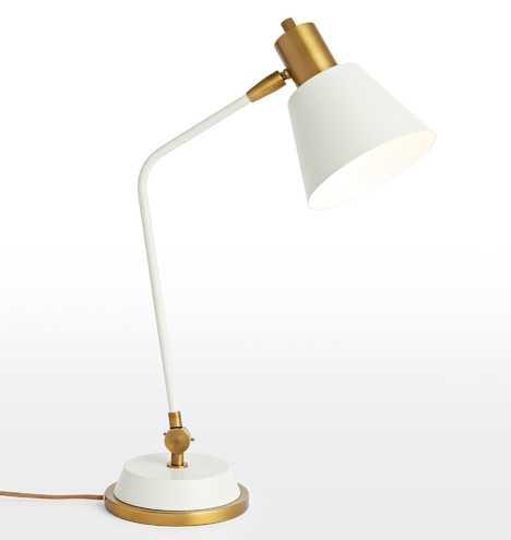Cylinder Task Table Lamp - Rejuvenation