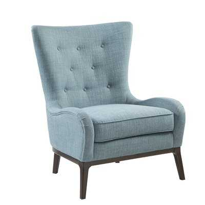 Roxane Wingback Chair - Wayfair