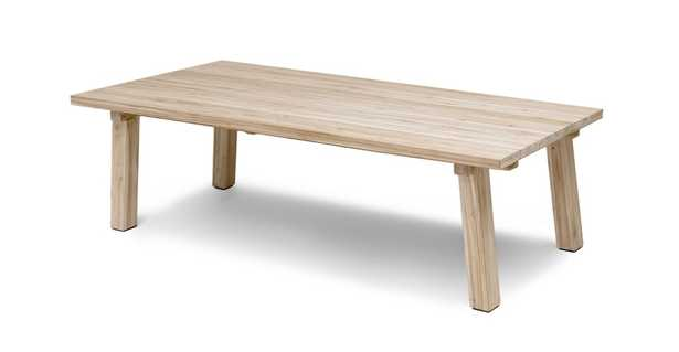 Teaka Dining Table - Article