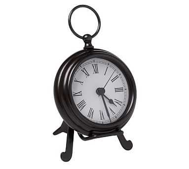 Pocket Watch Clock, Small, - Pottery Barn
