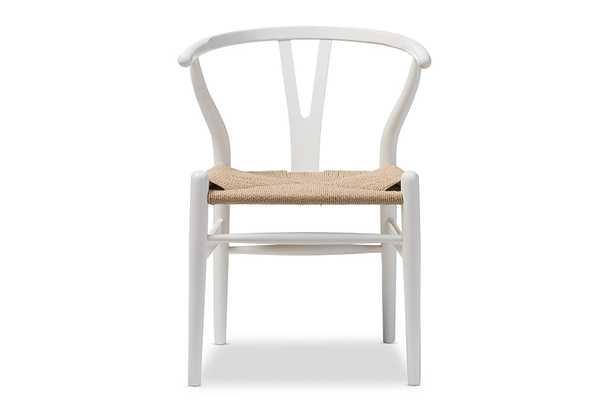 Knoll Chair, White - Haldin