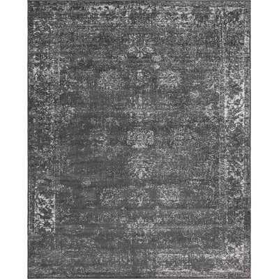 Brandt Dark Gray Area Rug - AllModern