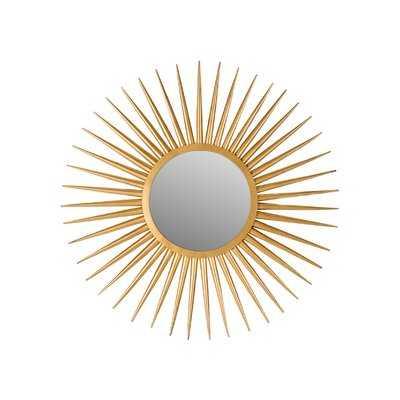 Sunburst Wall Mirror - AllModern