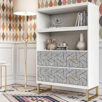 Scarlett Standard Bookcase - Wayfair