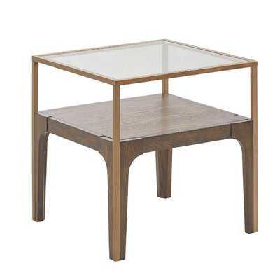 Crosley End Table - Wayfair