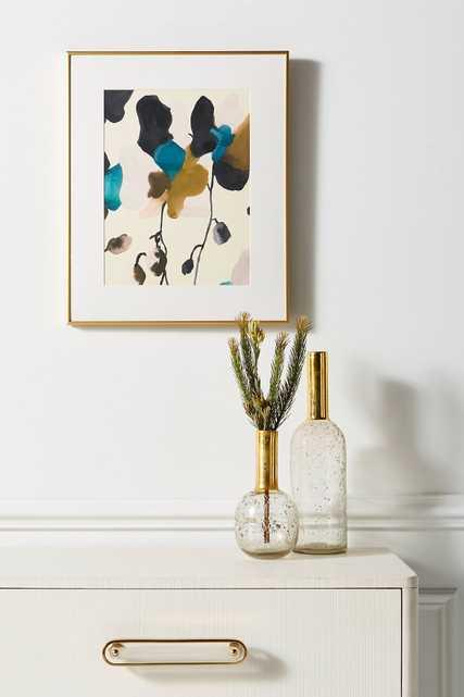 Wild Orchids Wall Art - Anthropologie