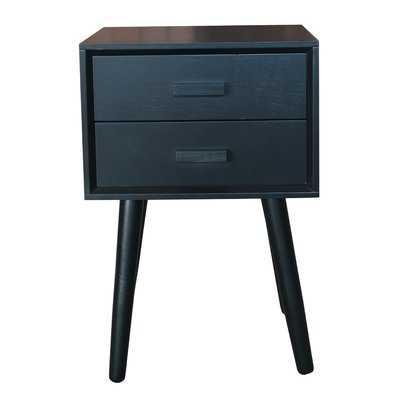 Janke End Table with Storage - Wayfair