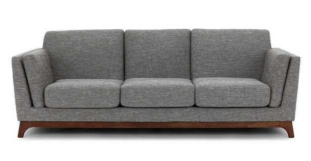 Ceni Volcanic Gray Sofa - Article