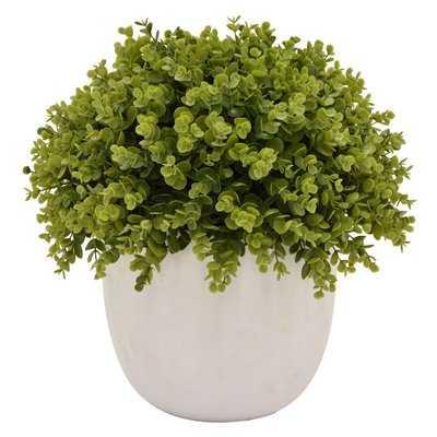 Faux Topiary Plant - Wayfair