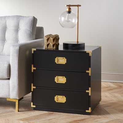 Kelly End Table with Storage - AllModern