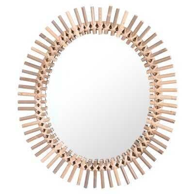 Sherlyn Eclectic Accent Mirror - Wayfair