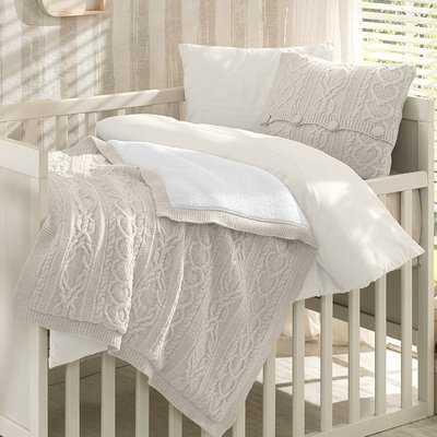 Creedmoor 6 Piece Crib Bedding Set - Birch Lane
