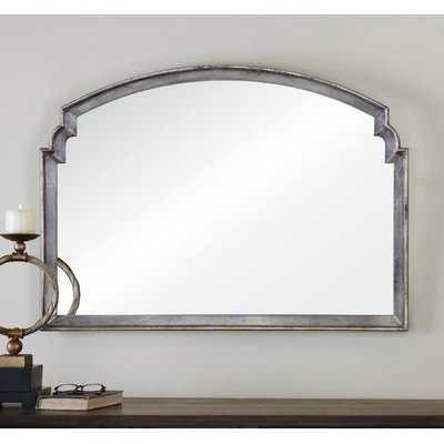 Rectangle Silver Mirror - Wayfair