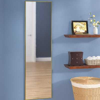 Ferndown Floor Traditional Full Length Mirror - Wayfair
