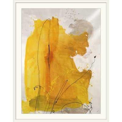 'Jovial II' Rikki Drotar Painting Print - Wayfair