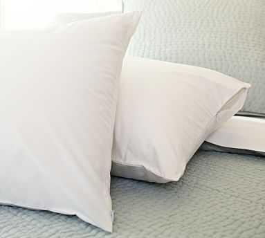 "Pillow Protector Cover, 26"" Euro - Pottery Barn"