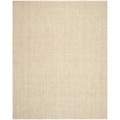 Muriel Hand-Woven Ivory Area Rug - Wayfair