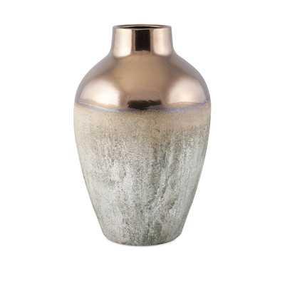 Metallic Large Vase - Wayfair
