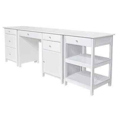 Gifford Home Office Executive Desk - Wayfair
