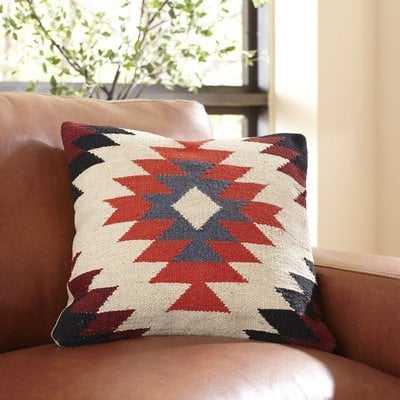 Alessa Cotton Throw Pillow Cover - AllModern