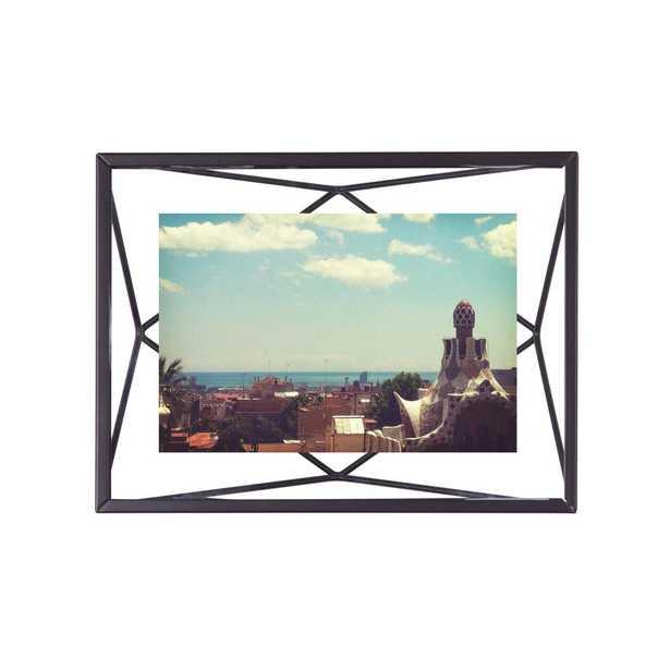 Umbra Prisma 4X6 Black Picture Frame - Home Depot