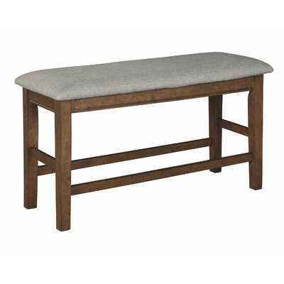 Glennox Double Uph Bench (1/Cn) - Wayfair