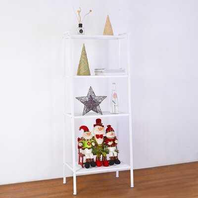 Guyette 4 Tiers Ladder Bookcase - Wayfair