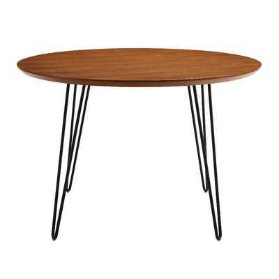 Chrisman Hairpin Dining Table - Wayfair