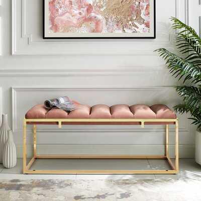 Kylen Upholstered Bench - Wayfair