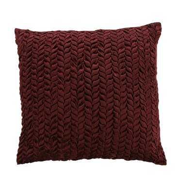 Hutchings Large Square Decorative Euro Pillow - Wayfair