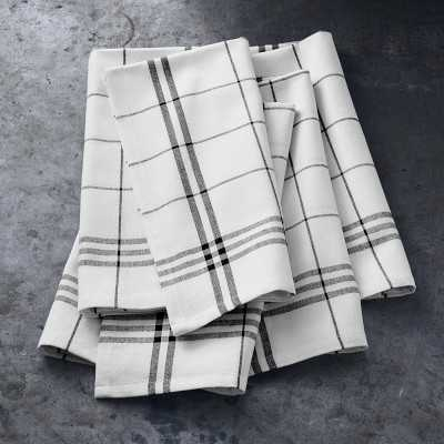 Open Kitchen Towels, Set of 4 - Williams Sonoma