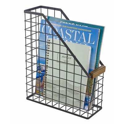 Pilar Magazine Holder - Wayfair