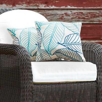 Poirier Indoor/Outdoor Throw Pillow - Wayfair
