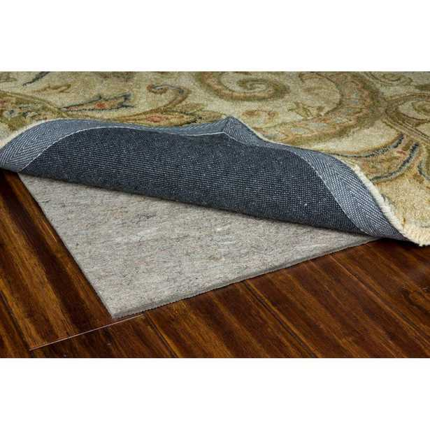 Premium All Surface Gray 9 ft. x 12 ft. Rug Pad - Home Depot