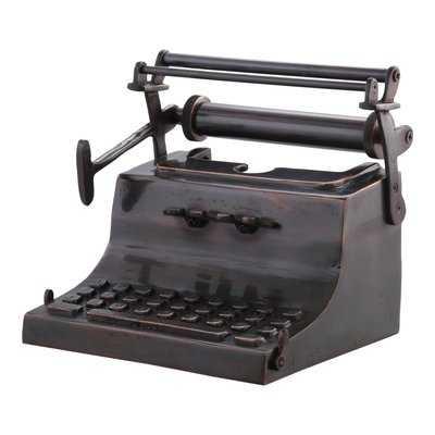 Morrissey Typewriter - Wayfair