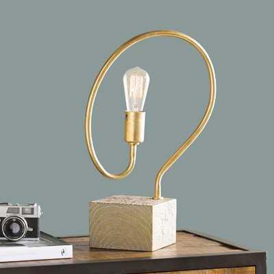 "Arrigo 19.25"" Table Lamp - AllModern"