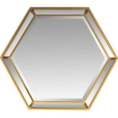 Kelston Mills Modern & Contemporary Beveled Accent Mirror - AllModern