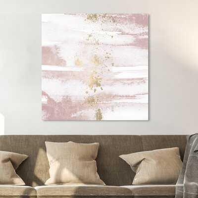 OlIVer Gal 'Blushing Sun' Canvas Art - Wayfair