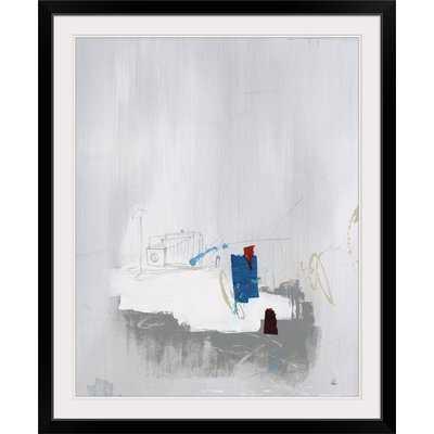 'Across the Block IX' Joshua Schicker Painting Print - Wayfair
