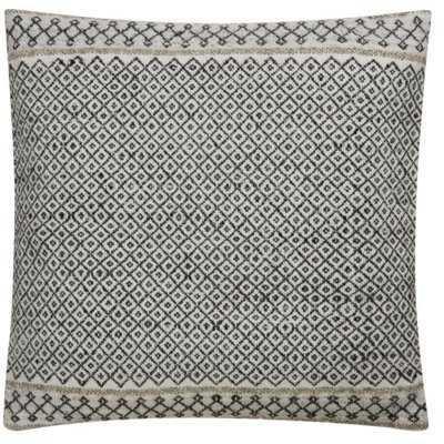 Elita Tribal Pattern Throw Pillow - AllModern