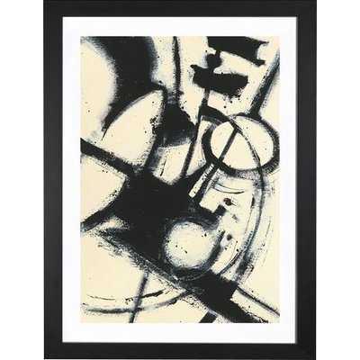 'Expression Abstract II' Print - Wayfair