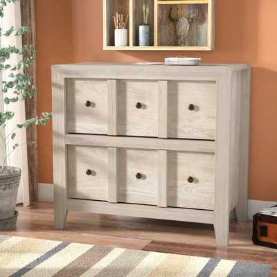 Ericka 2 Drawer Lateral Filing Cabinet - Wayfair