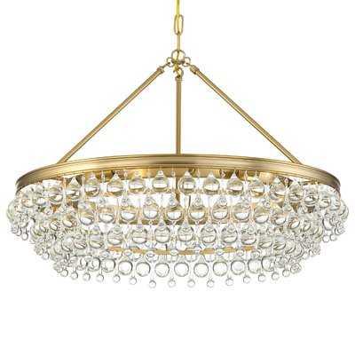Whyalla 6-Light Crystal Chandelier - Wayfair