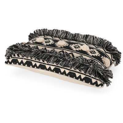 Creekbluff Cotton Lumbar Pillow Cover - Wayfair