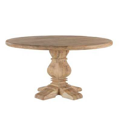 Candace Mango Solid Wood Dining Table - Wayfair