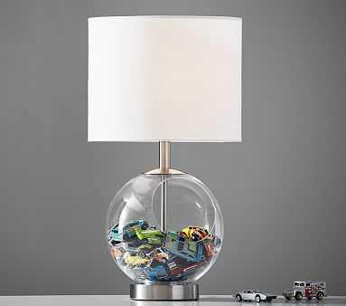 Acrylic Collectors Lamp - Pottery Barn Kids