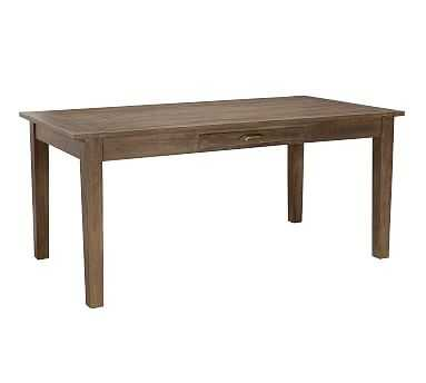 Arrington Dining Table, Antique Taupe - Pottery Barn