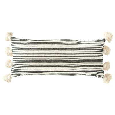 Mclendon Lumbar Pillow. 16 x 36 - Birch Lane