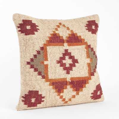 Kilim Throw Pillow - Wayfair